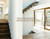 Holzboden Manufaktur — Shaping wood out of passion