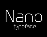 Nano Typeface