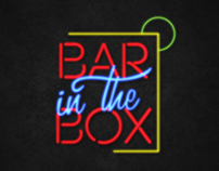 Logo BAR IN THE BOX