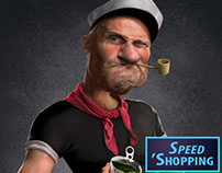 Speed 'Shopping: Popeye