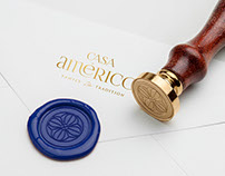 Casa Américo || Branding