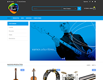 Sanlin Music - Music Instruments Web Store