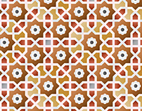 Patterns Found in Mughal Monuments