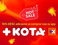 +KOTA HOT SALE ANIMATION