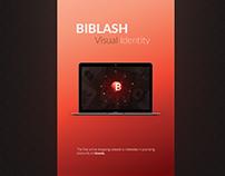 Biblash Visual identity