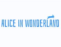 Alice in Wonderland & Saul Bass