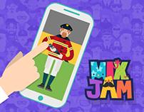 App for kids - MIXJAM
