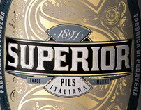 Superior - Package / Logo