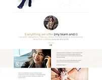 Web Design UX / UI 2
