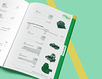 Agro-Rami Agriculture Spare Parts Catalogue