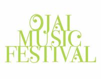 The CA Ojai Music Festival: Identity System
