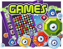 Games on Metro