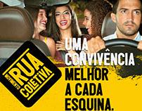 Movimento Rua Coletiva | Maio Amarelo - Detran-ES