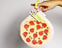 Pizza Pot Holders