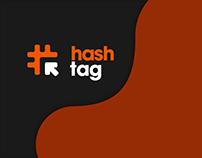 Hashtag Brand Identity