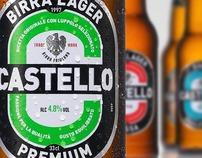 Castell - Logo / Package Design