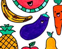 Mandale fruta