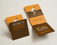 Koby Mandell Foundation invitation