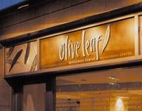 Olive Leaf Wholeness Center Branding