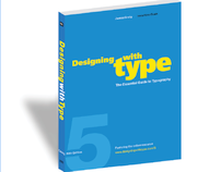 """Designing With Type"" by James Craig & Irene Scala"
