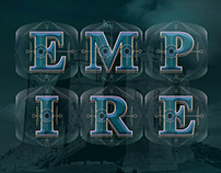 EMPIRE / Decorative Typeface
