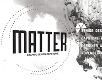 Matter // Exhibition Design