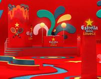 Estrella Damm Lounge - Madrid 2009