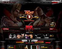 Tekken 6 Game Site