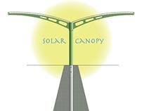 Solar Canopy Wing