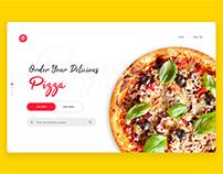 Pizzuhut Homescreen