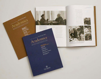 """Academics"" for Villanova University"