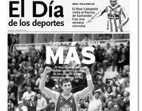 Mi trabajo en El Día de Valladolid (2000-2011)
