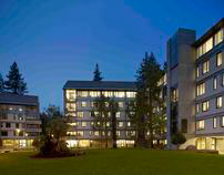 Porter College Modernization, Houses A + B