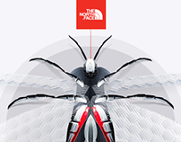 The North Face : Ultra Series Concept