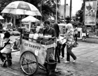 Jakarta Traditional Street Culinary