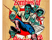 Zombies of Penzance poster