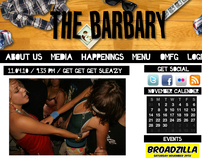 The Barbary Website