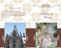 Biltmore House Brochure