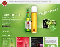 Trumer Beer // Austrias most sophisticated beer brand