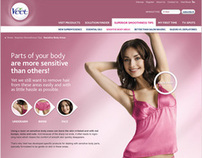 Veet // Global Website