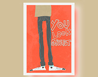 Fancy Legs Posters