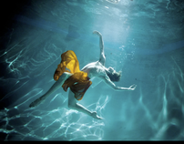 Underwater Dance Film