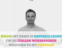 Italian WebDesign | Raffaele Leone Portfolio