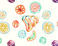 LaDolceVita  -jelly & candy