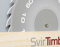 Swir Timber sawmill wall calendar