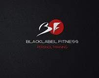 Logo Designed | Black Label Fitness