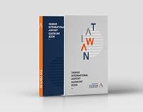 Taiwan International Airport Concept CIS Design