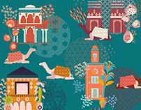 Marrakesh - Pattern