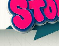 Stooshe Animated Logos