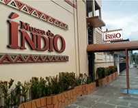 SINALIZAÇÃO - Museu do Índio